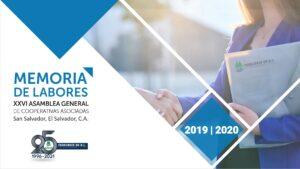 Memoria de Labores 2019-2020